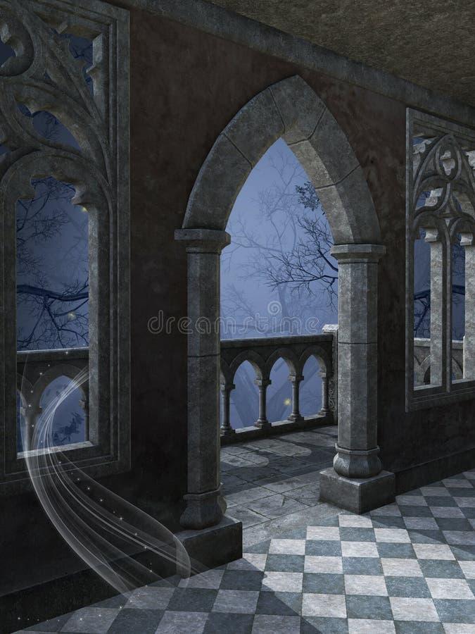 Fondo de la fantasía libre illustration