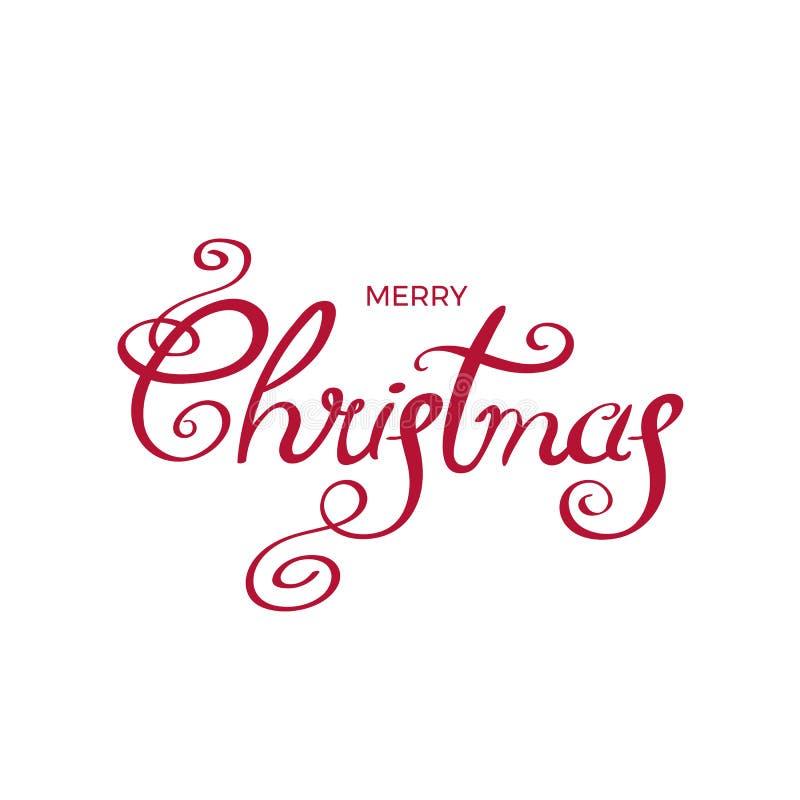 Fondo de la Feliz Navidad Ilustración del vector ilustración del vector