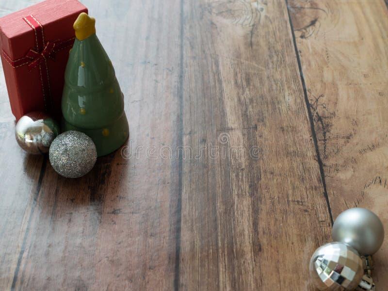 Fondo de la Feliz Navidad o papel pintado del árbol de navidad imagenes de archivo