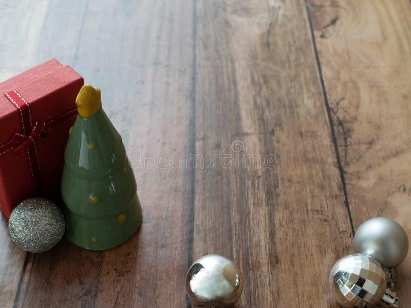 Fondo de la Feliz Navidad o papel pintado del árbol de navidad imágenes de archivo libres de regalías