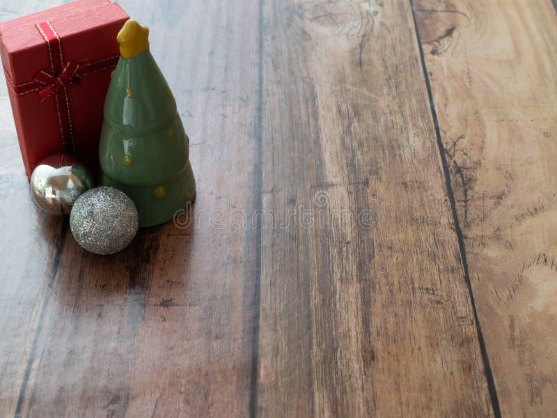 Fondo de la Feliz Navidad o papel pintado del árbol de navidad imagen de archivo libre de regalías