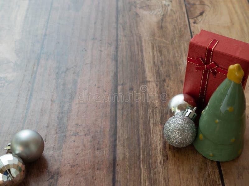 Fondo de la Feliz Navidad o papel pintado del árbol de navidad fotos de archivo