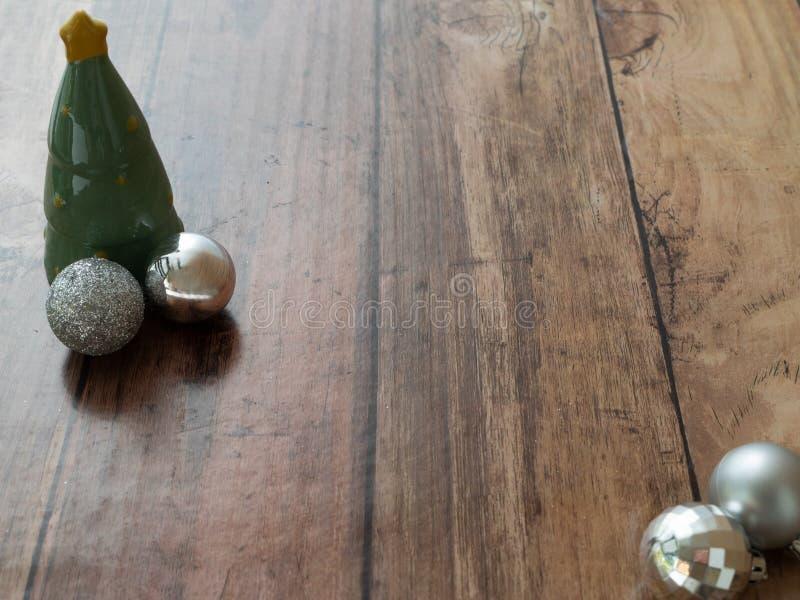 Fondo de la Feliz Navidad o papel pintado del árbol de navidad fotos de archivo libres de regalías
