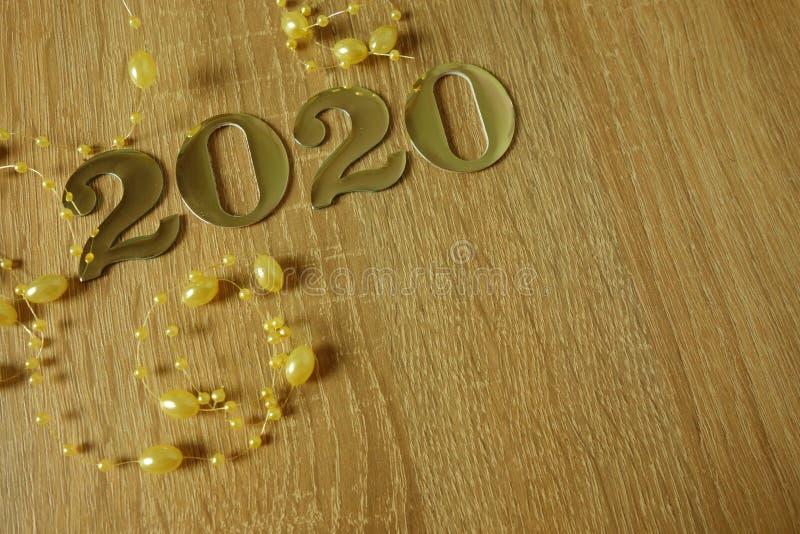 Fondo 2020 de la Feliz A?o Nuevo fotos de archivo