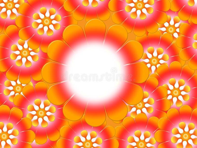 Download Fondo de la flor stock de ilustración. Ilustración de wallpaper - 7282144