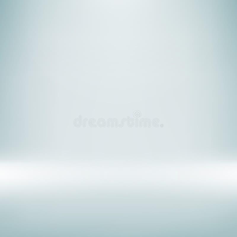 Fondo de la foto del estudio Contexto del sitio del proyector ilustración del vector
