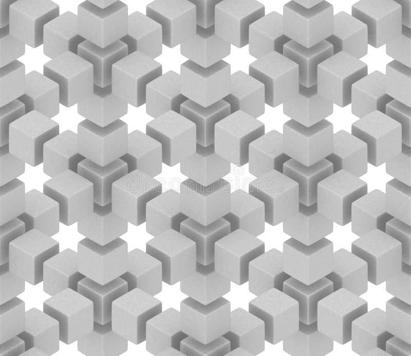 Fondo de la ilusión óptica fotografía de archivo