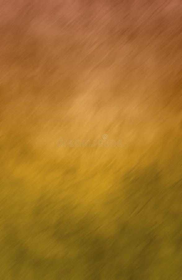Fondo de la lona ambarino/verde 2 stock de ilustración
