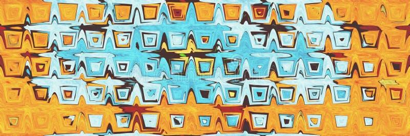 Fondo de la luz del bokeh- de la Navidad ilustración del vector