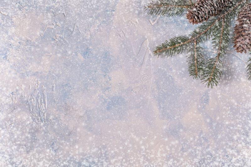 Fondo de la luz de la Navidad imagen de archivo libre de regalías