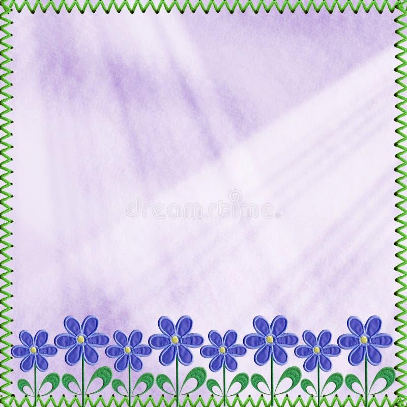 Fondo de la materia textil de la vendimia imágenes de archivo libres de regalías
