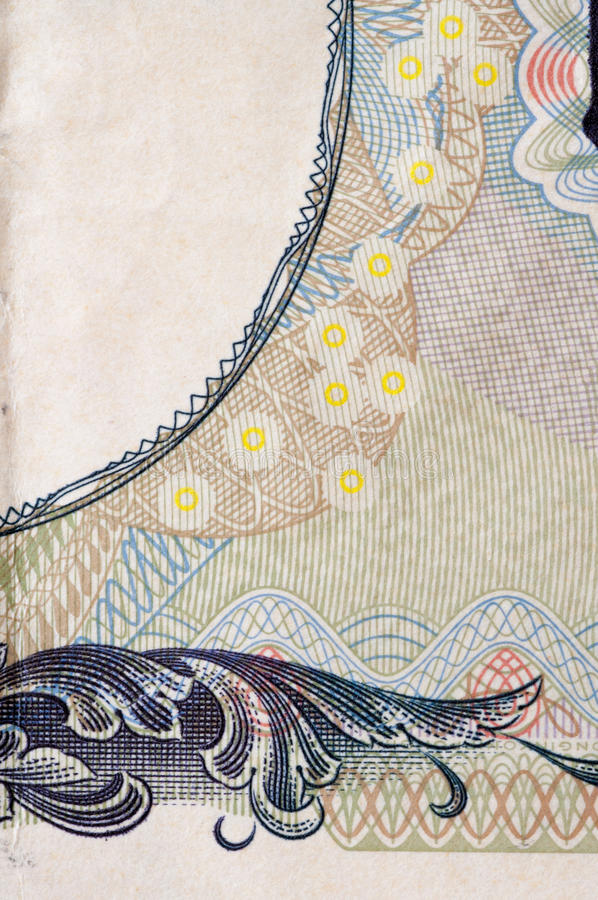 Fondo de la moneda imagenes de archivo