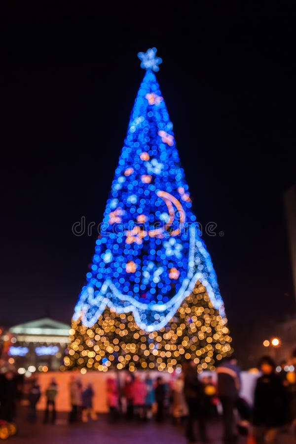 Fondo 02 de la Navidad fotos de archivo