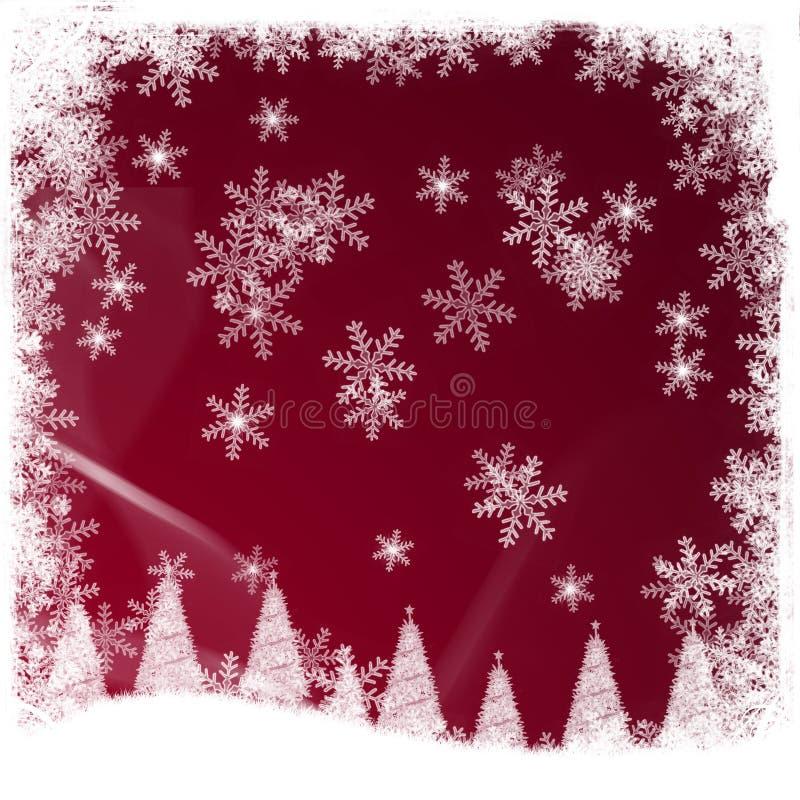 Download Fondo de la Navidad stock de ilustración. Ilustración de tarjeta - 7150725