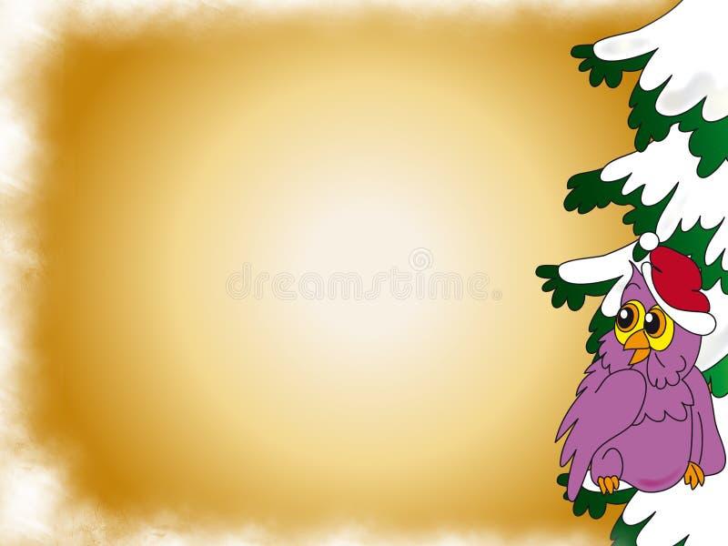 Download Fondo de la Navidad stock de ilustración. Ilustración de invite - 7285394