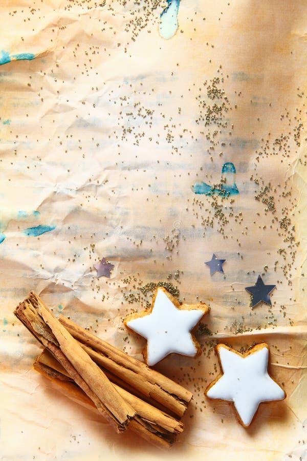 Fondo De La Navidad De Grunge Imagen de archivo libre de regalías