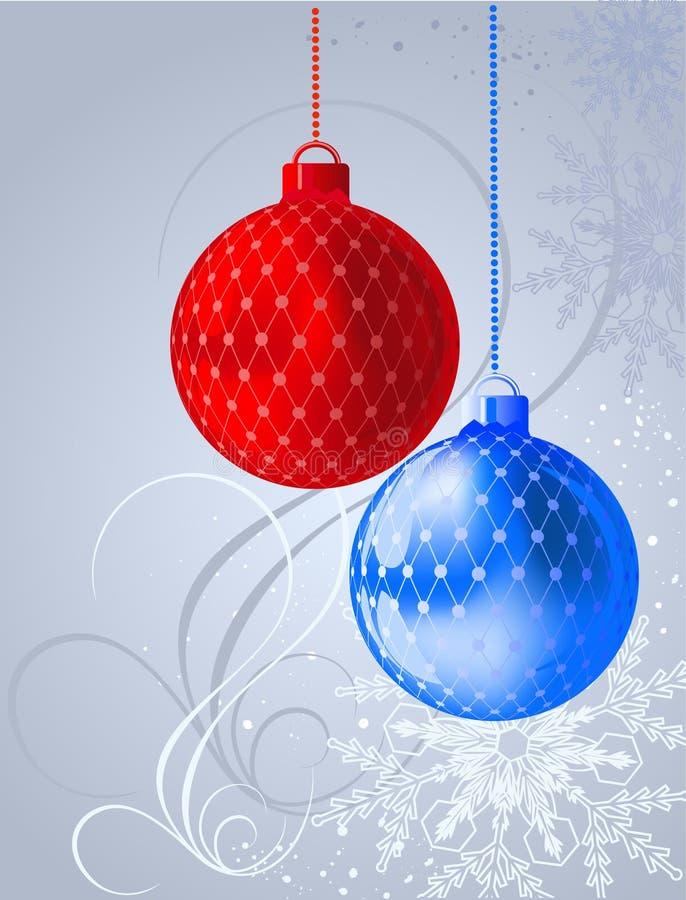 Download Fondo De La Navidad Del Vector Ilustración del Vector - Ilustración de hielo, desfile: 7276836