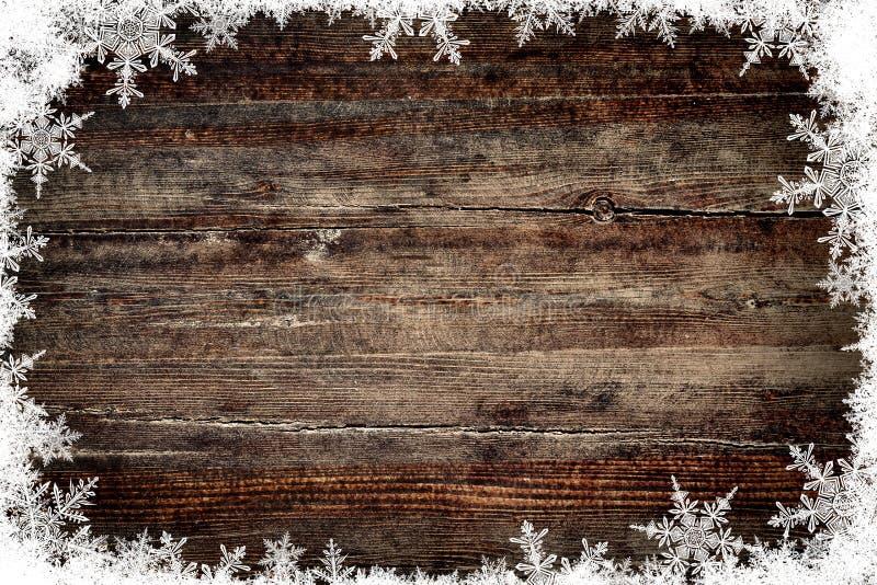 Fondo de la Navidad del vintage fotos de archivo libres de regalías