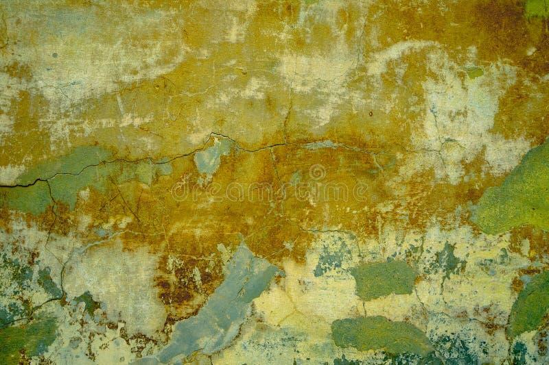 Fondo de la obra clásica de la pared del Grunge Textura del Grunge del color Viejo estilo fotos de archivo libres de regalías