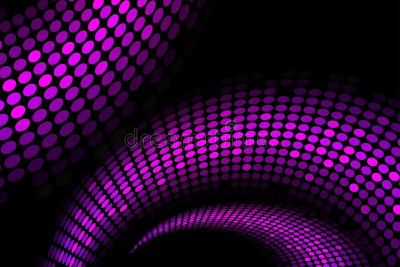 Fondo de la púrpura del vector ilustración del vector