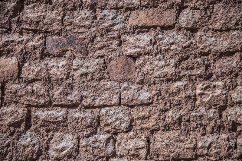 Fondo de la pared de ladrillo vieja foto de archivo
