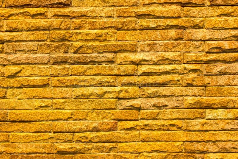 Fondo de la pared de piedra hecho con los bloques imagen de archivo libre de regalías