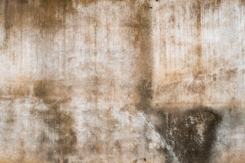 Fondo de la pared del yeso y estilo de piedra concretos agrietados envejecidos de la textura fotos de archivo