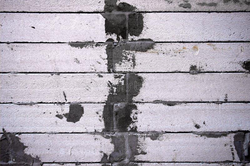 Fondo de la pared de ladrillo sucia vieja imagenes de archivo
