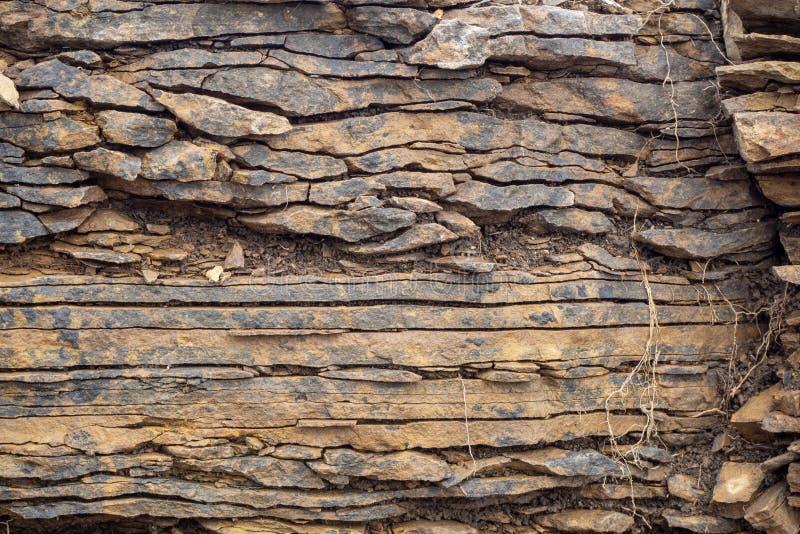Fondo de la pared de piedra Textura imagen de archivo