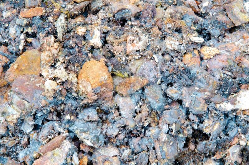 Fondo de la piedra porosa imagen de archivo libre de regalías
