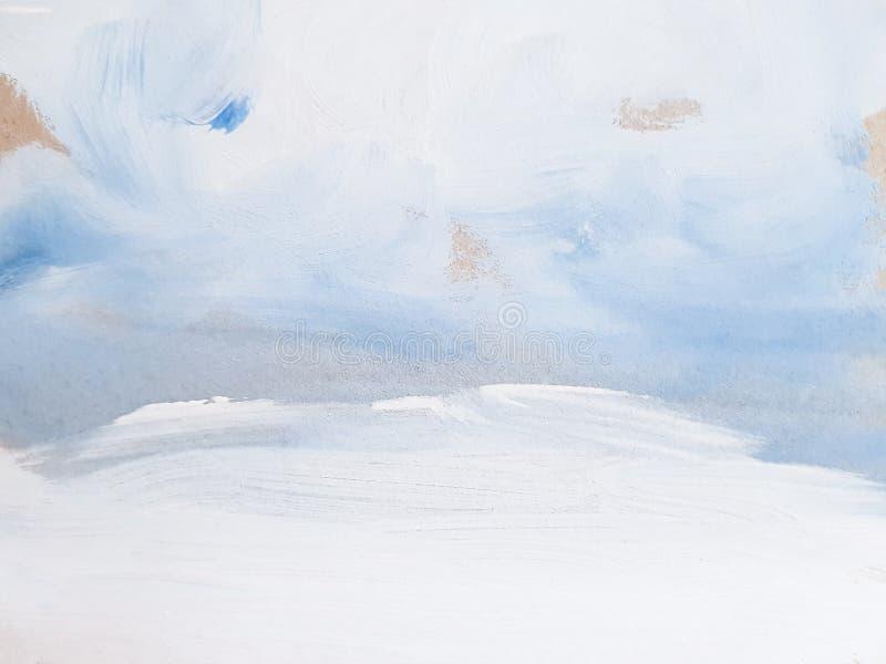 Fondo de la pintura del arte abstracto Arte moderno Arte contempor?neo fotografía de archivo libre de regalías