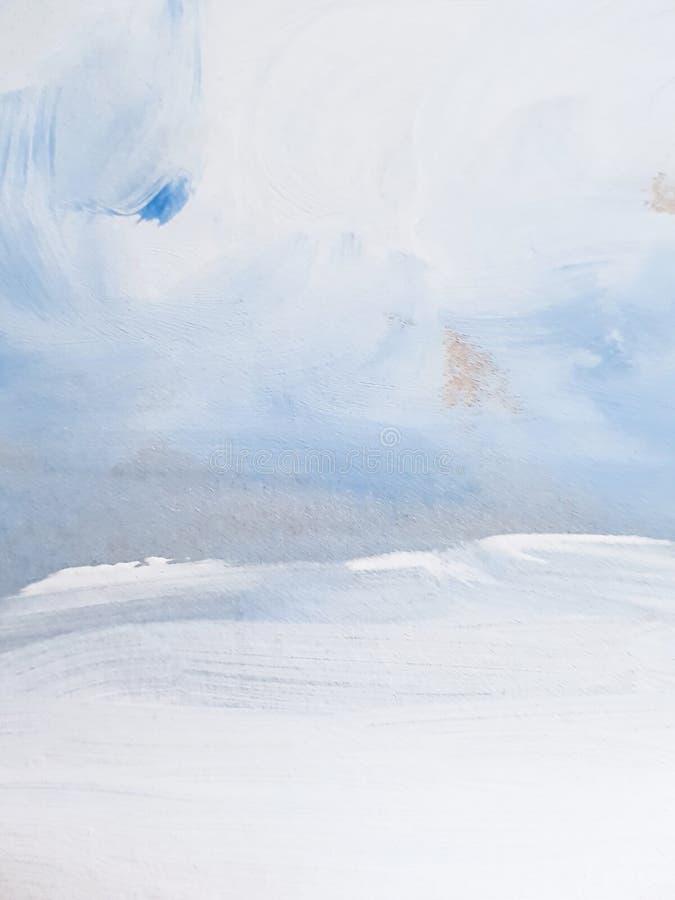 Fondo de la pintura del arte abstracto Arte moderno Arte contempor?neo imagen de archivo libre de regalías