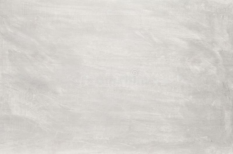Fondo de la pintura lavada blanco agrietado Textura de la pared vieja fotos de archivo