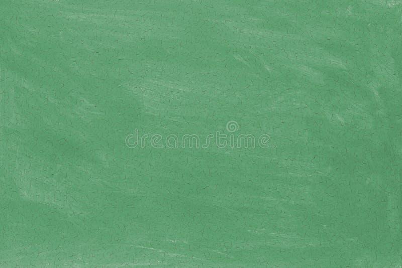 Fondo de la pintura lavada verde agrietado Textura de la pared vieja foto de archivo libre de regalías