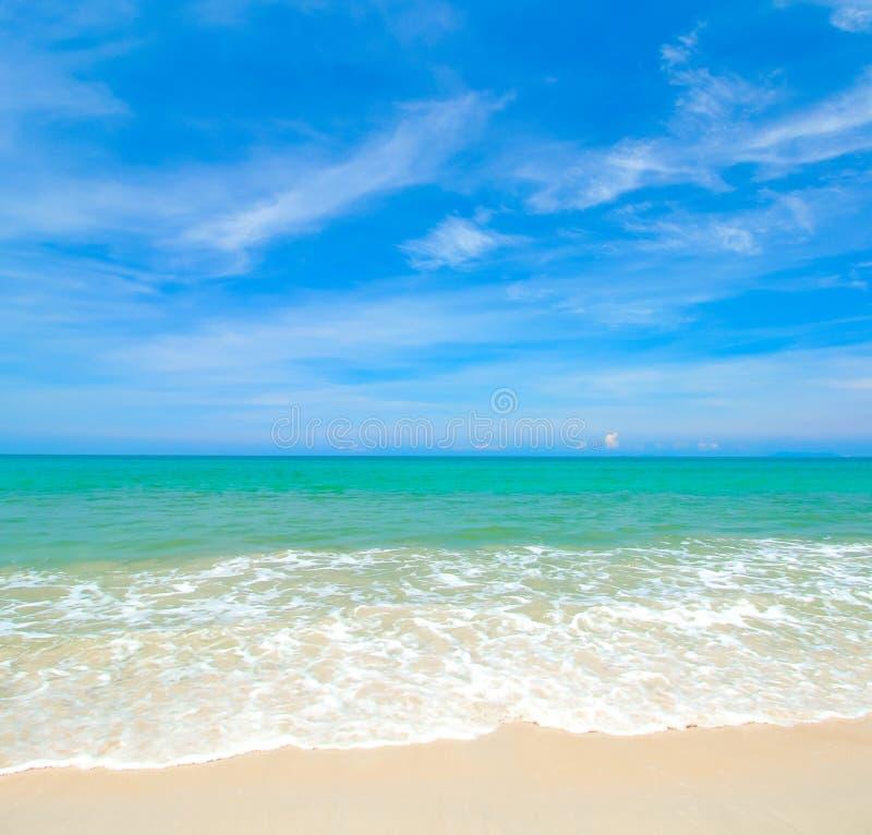 Fondo de la playa de la arena de la naturaleza imagen de archivo