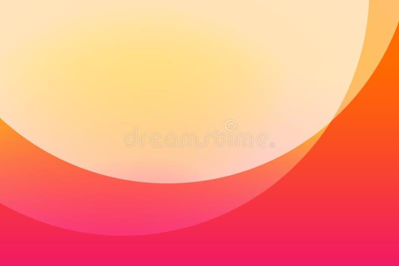 Fondo de la subida del sol de la puesta del sol Uso para el fondo del libro de la cubierta imagen de archivo libre de regalías