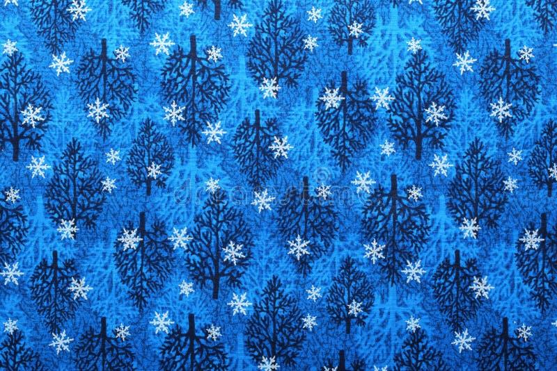 Fondo de la tela de la Navidad foto de archivo