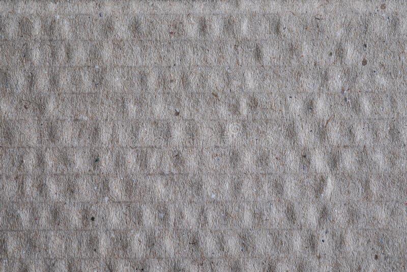 Fondo de la textura de la caja de papel de Brown imagenes de archivo