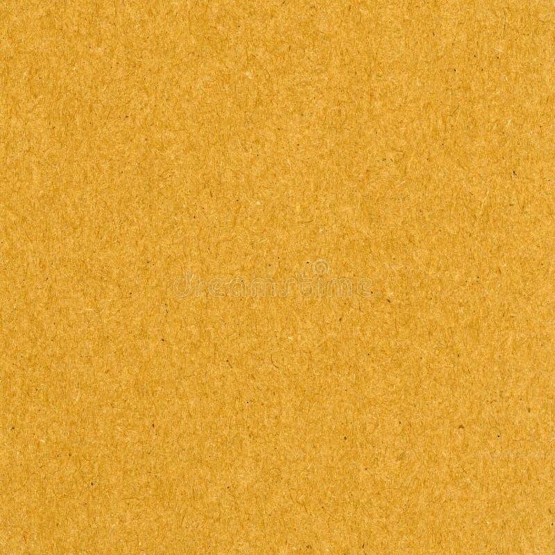 Fondo de la textura de la cartulina acanalada de Brown imagen de archivo libre de regalías