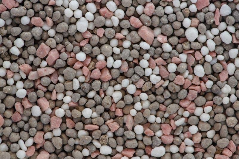 Fondo de la textura de los fertilizantes fotos de archivo libres de regalías