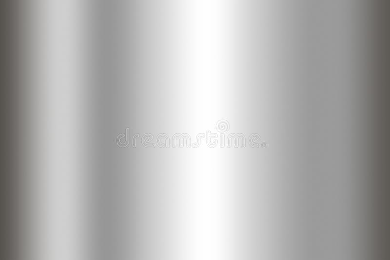 Fondo de la textura del acero inoxidable Superficie brillante de la hoja de metal fotos de archivo libres de regalías