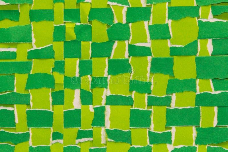 Fondo de la textura del Libro Verde fotos de archivo