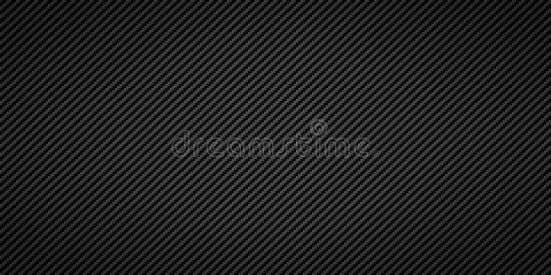 Fondo de la textura del modelo de Kevlar de la fibra de Aramid de la fibra de carbono oscura fotografía de archivo