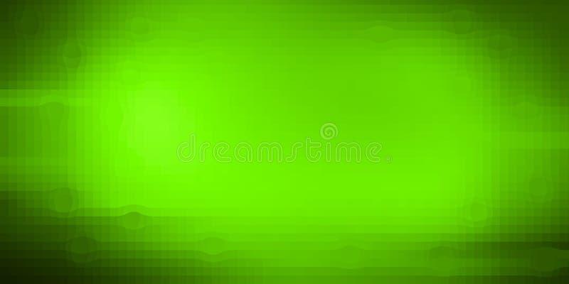 Fondo de la textura del pixel del color verde de Florencia libre illustration