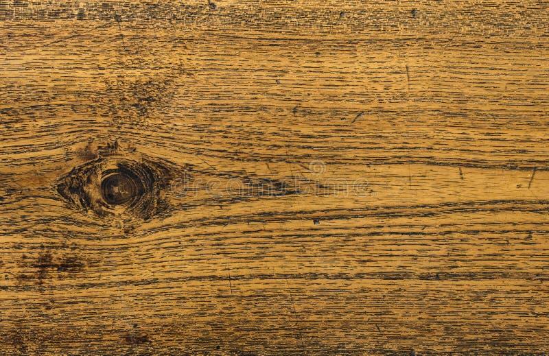 Fondo de la textura del teakwood de Brown fotos de archivo libres de regalías
