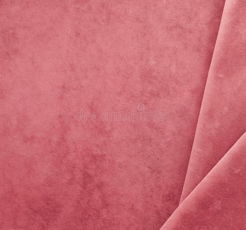 Fondo de la textura del terciopelo, tela, material, paño libre illustration