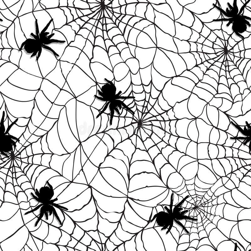 Fondo de la textura del web de araña imágenes de archivo libres de regalías