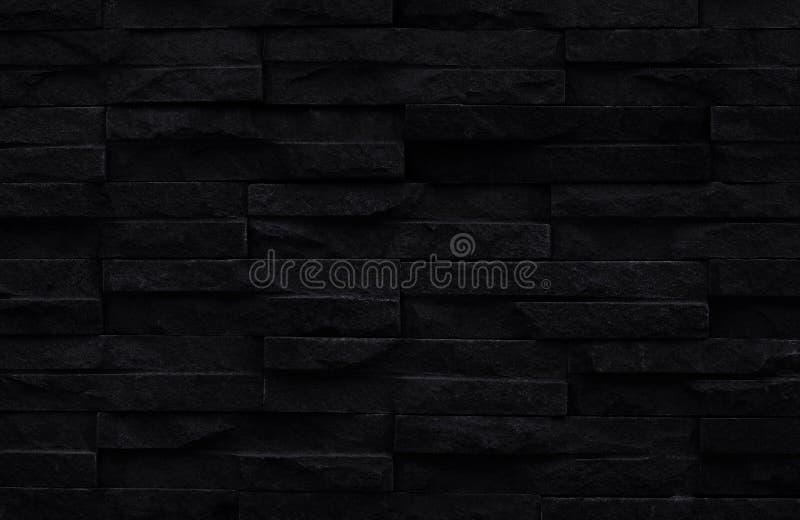 Fondo de la textura de piedra moderna del ladrillo, pared abstracta de la arena o del granito en modelos naturales fotos de archivo