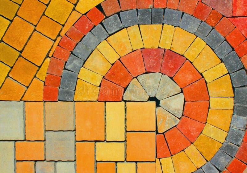 Fondo de la textura rica de la pared de piedra imagen de archivo