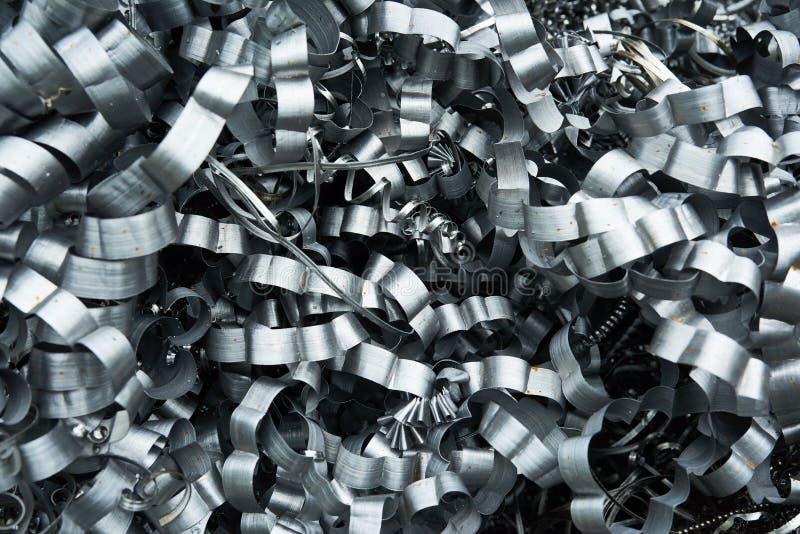 Fondo de la trabajo de metalistería imagen de archivo